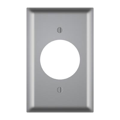 Color Filled Aluminum Wallplates