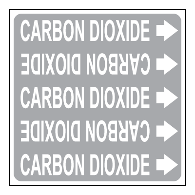 Medical Gas Markers
