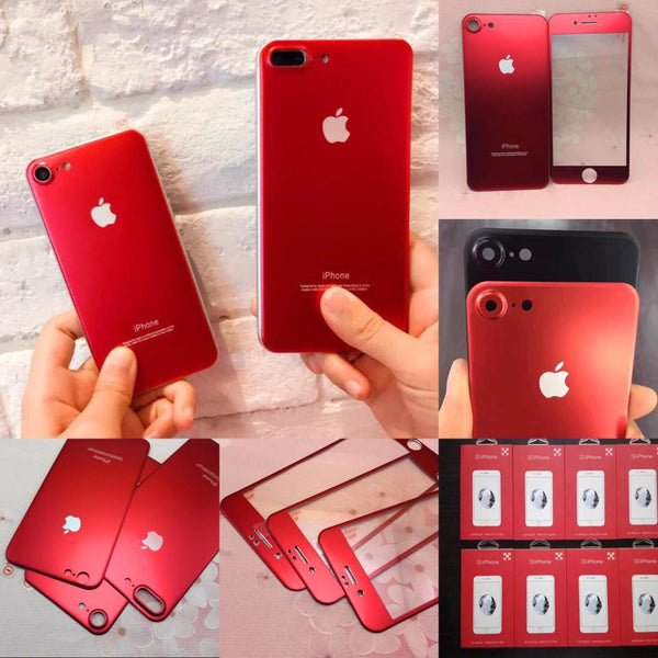 iPhone Front and Back Glass Protection for 6 | 6s Plus | 7 | 7 Plus