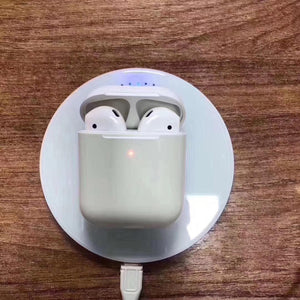 AIR-PODS 2 WITH WIRELESS CHARGING CASE