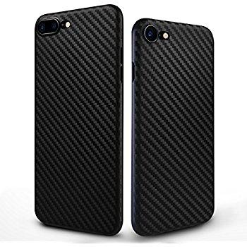 iPhone Carbon Fiber Finish Anti Scratch Silicon Dust Resistant Case | Cover