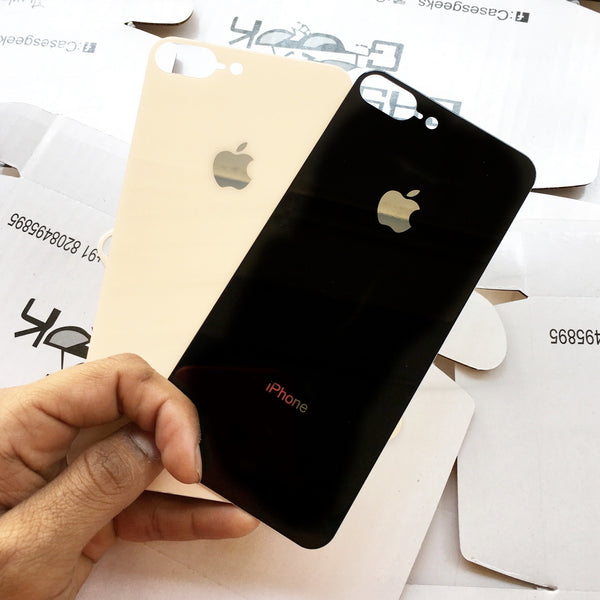 iPhone Jet Black Back Glass Look Alike iPhone 8 / 8Plus