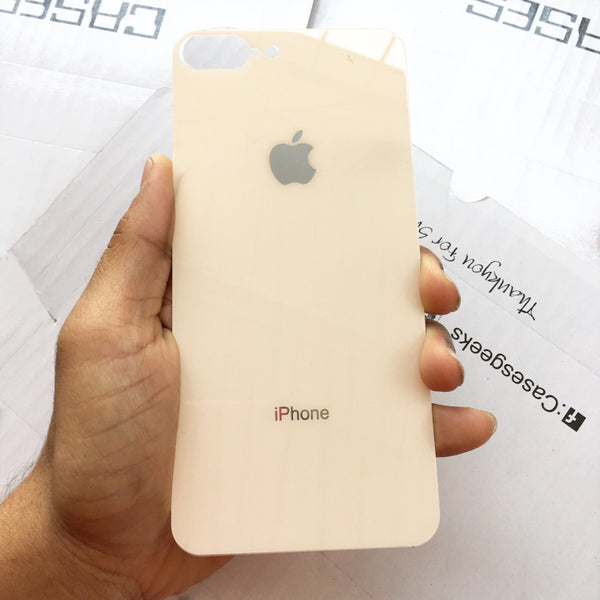 iPhone Rose Gold Back Glass Look Alike iPhone 8 / 8Plus