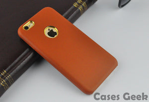 Apple iPhone Brown Original Silicon Case | Cover