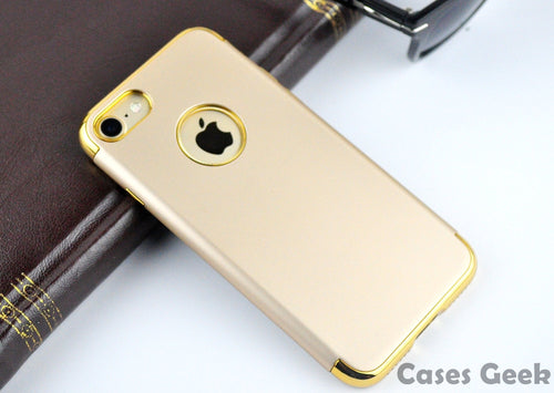 Apple iPhone Gold Fashion Series with Gold Plating Case | Cover