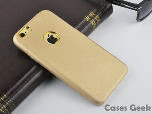 Apple iPhone Gold Original Silicon Case | Cover