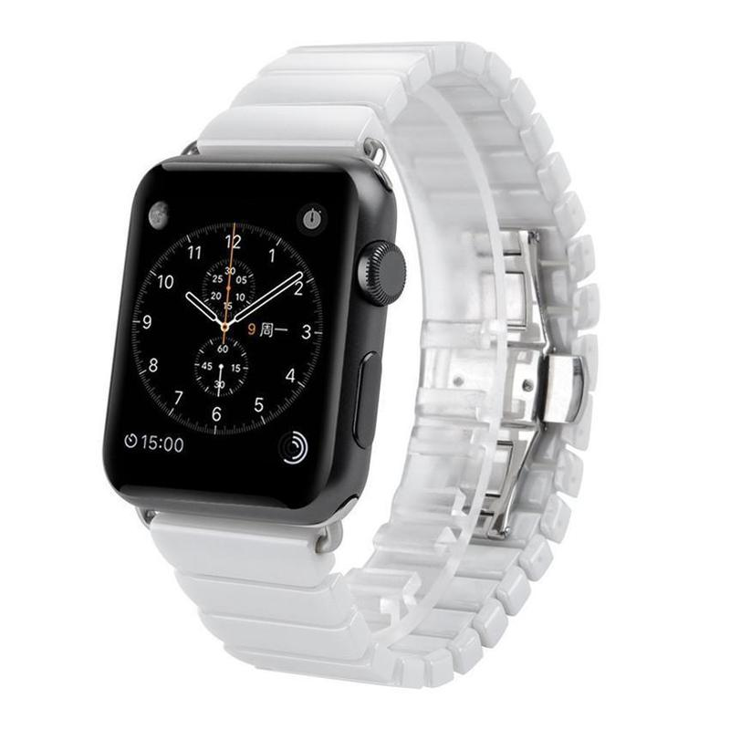 Apple iWatch Ceramic Band White