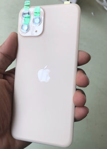 iPhone X | XS | XS Max Convert into iPhone 11 Pro | Max Back Glass