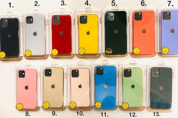 iPhone MyCase Luxury Soft Case | Cover
