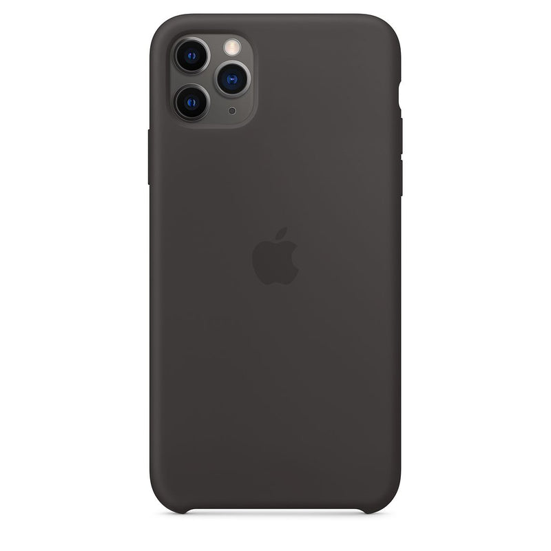 iPhone Original Silicone Case - Black