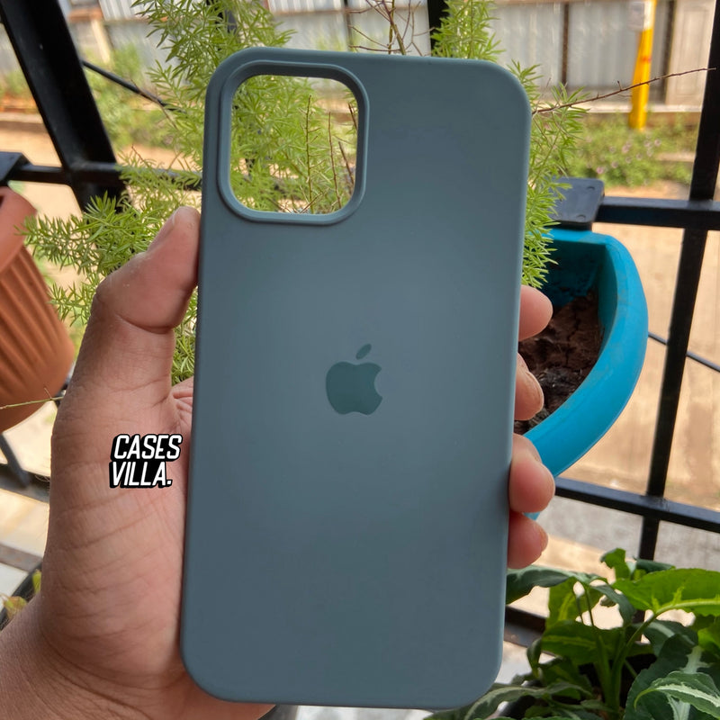 Original Silicone Case for iPhone 12 Series