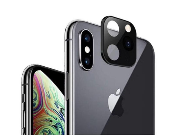iPhone XS Converts into iPhone 11 Pro Camera