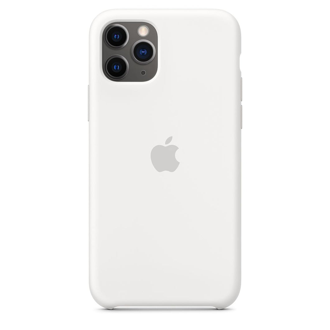 Apple iPhone Original Silicone Case - White