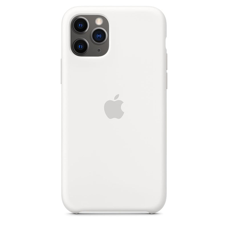iPhone Original Silicone Case - White