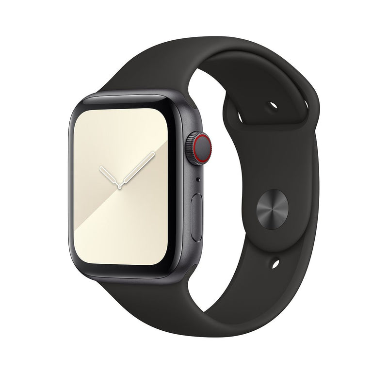 iWatch Sports Band Black