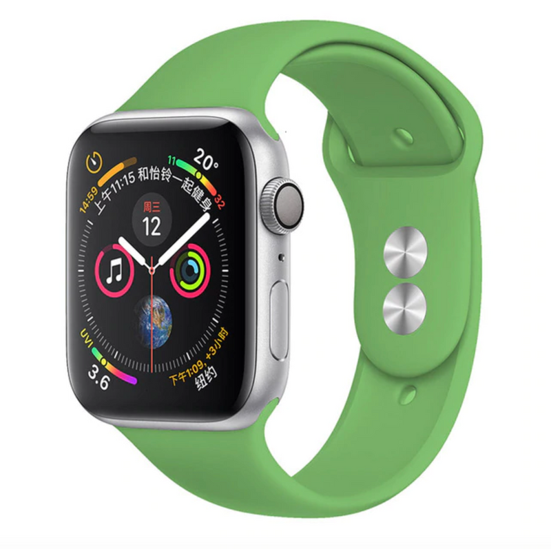 iWatch Sports Band Green