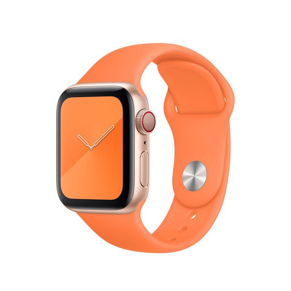 iWatch Sports Band Orange