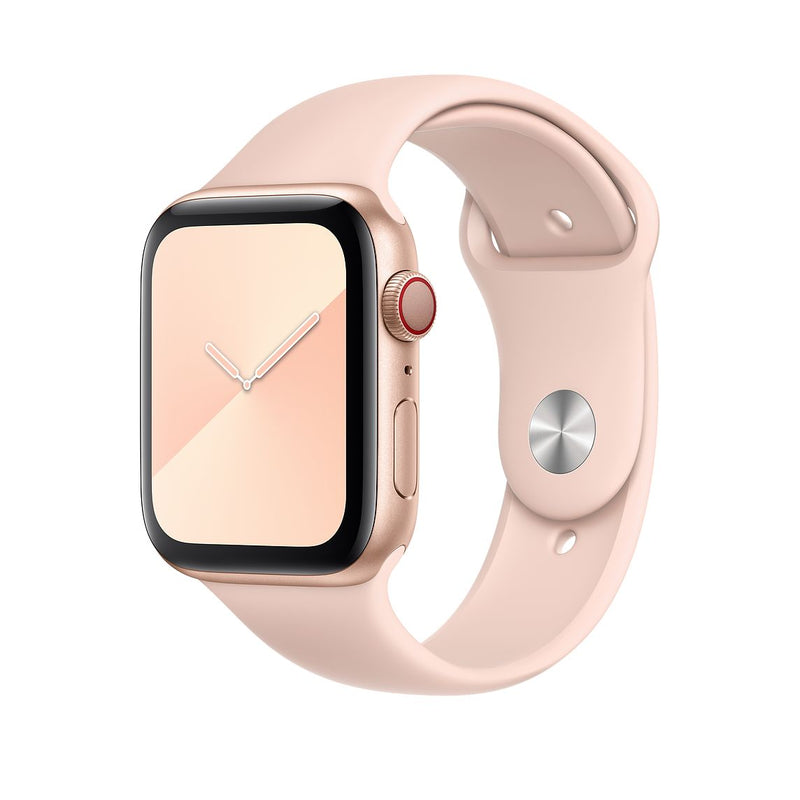 iWatch Sports Band Pink Sand
