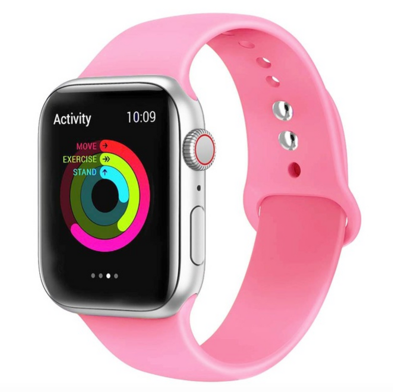 iWatch Sports Band Pink