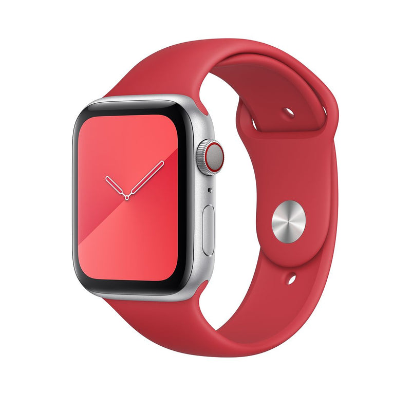 iWatch Sports Band Red