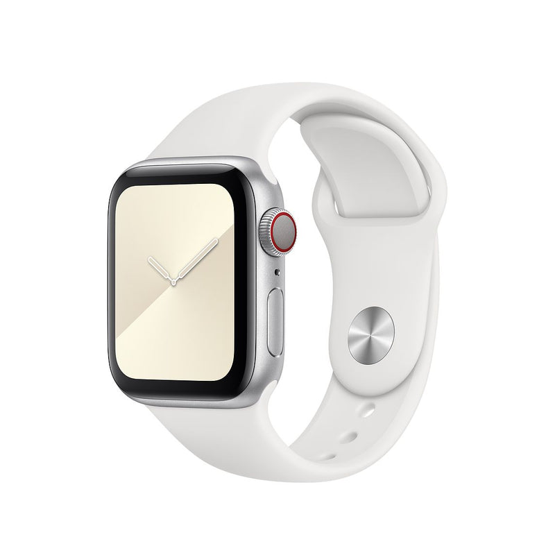 iWatch Sports Band White