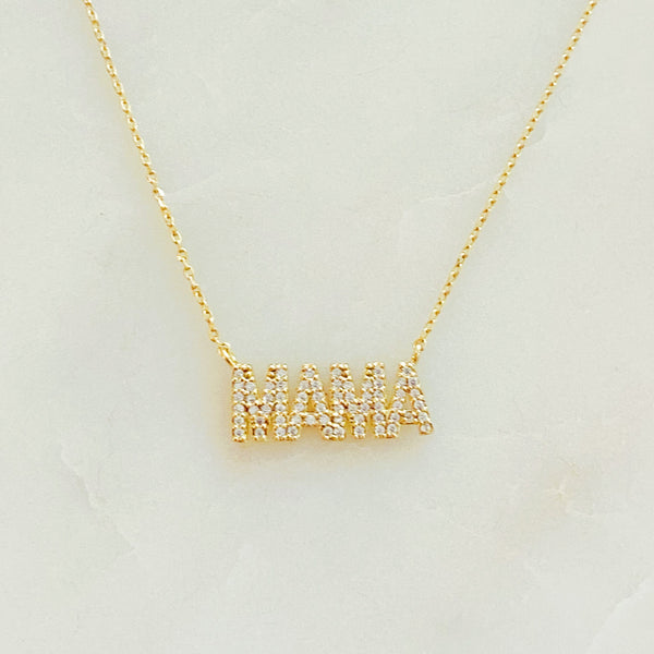 Shine Mama Necklace