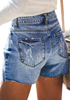 Skyler Distressed Short
