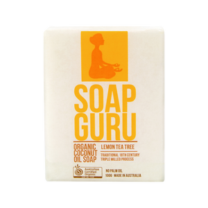 Soap Guru - Lemon Tea Tree