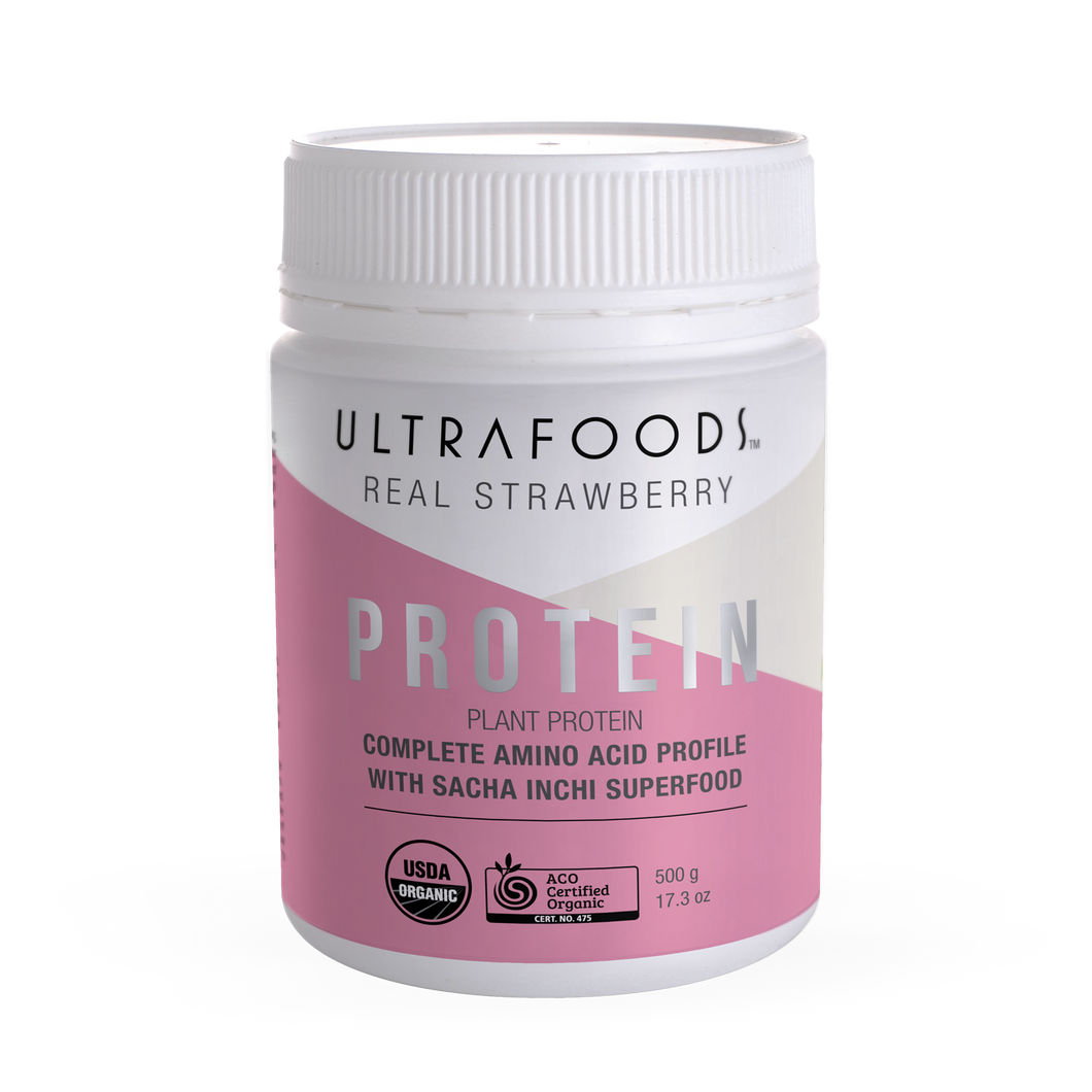 Ultrafoods Protein - Strawberry