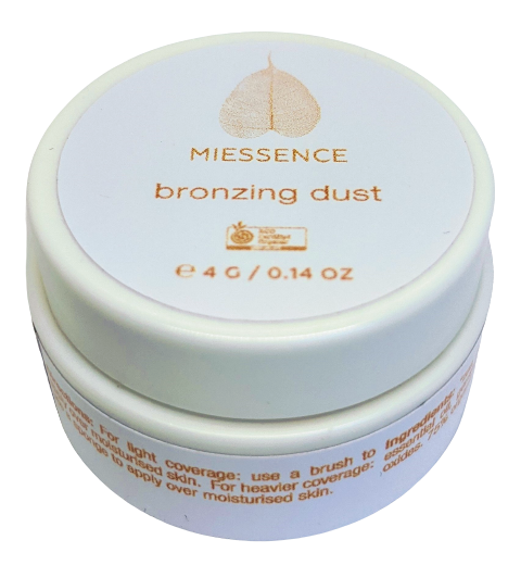 Bronzing Dust (now in sugarcane packaging)