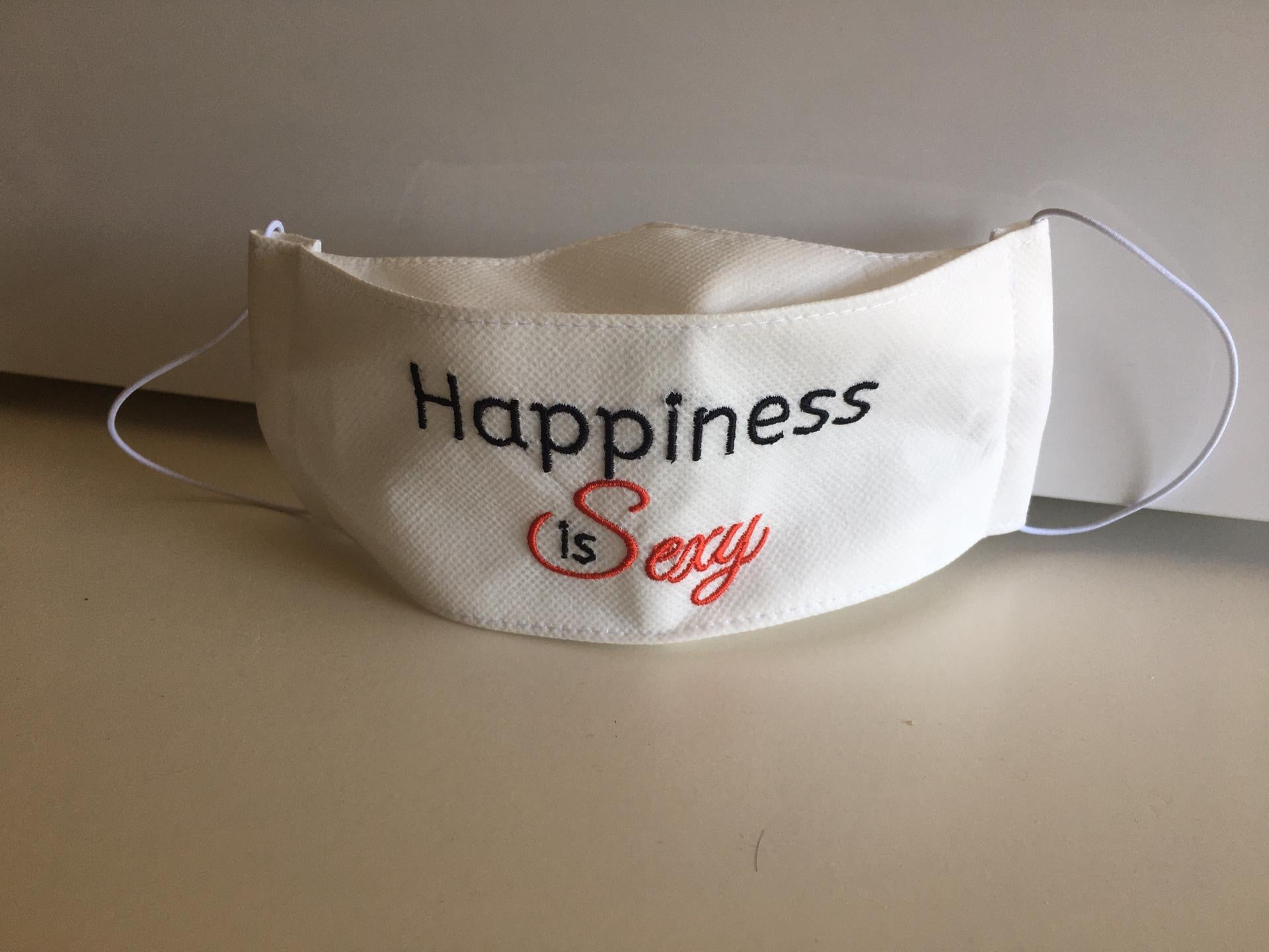 Happiness Face Mask & Bag