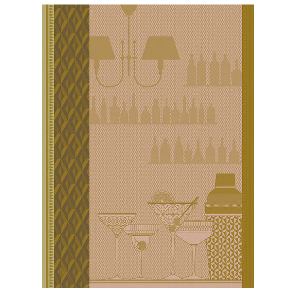 "French Tea Towel ""Cocktail Atmosphere"""