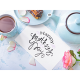 Gaiwan Set in White with 4 Matching Cups