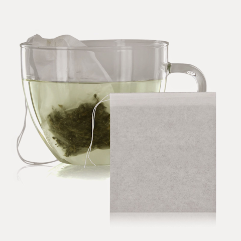 Make-Your-Own Teabags w. drawstrings - The Cultured Cup®