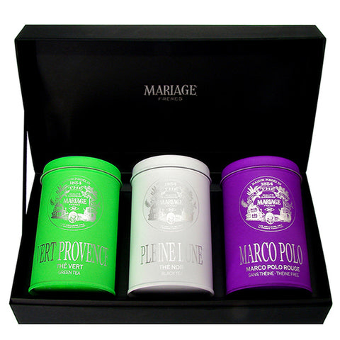 Tea Gift Box, Chef Masterpieces by Mariage Frères -NEW!