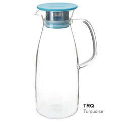 Cold-Brew Tea Maker, Glass, 53oz
