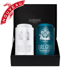 Tea Gift Box, Two Earl Greys by Mariage Frères