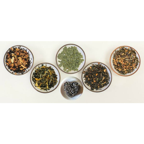 Ticket to Tea Collection Flavored - The Cultured Cup®  - 2