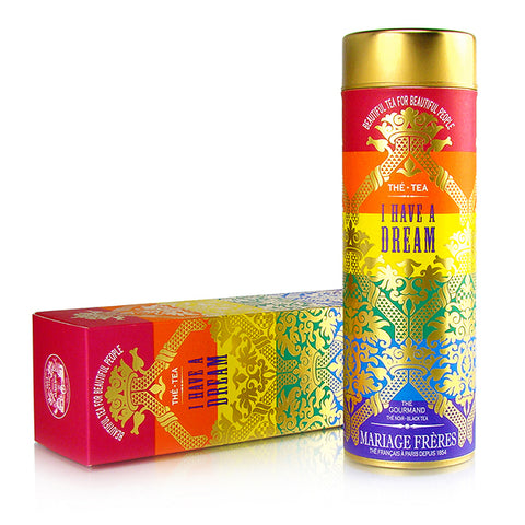 I have a Dream Tin, Black Tea by Mariage Frères