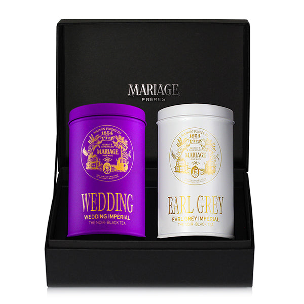 Imperial Tea Gift Box by Mariage Frères - NEW!