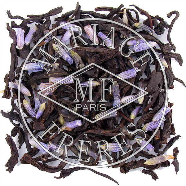 Earl Grey Provence by Mariage Frères - The Cultured Cup®