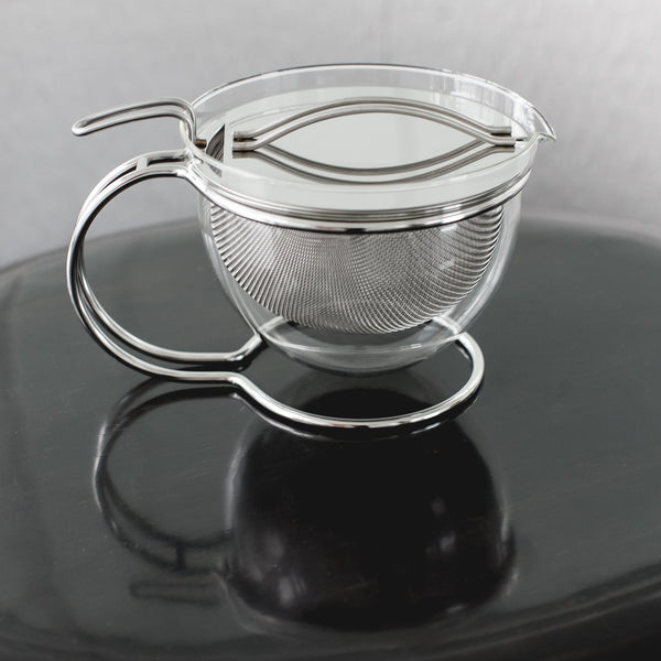 Mono Filio Teapot, 50 oz - The Cultured Cup®  - 1