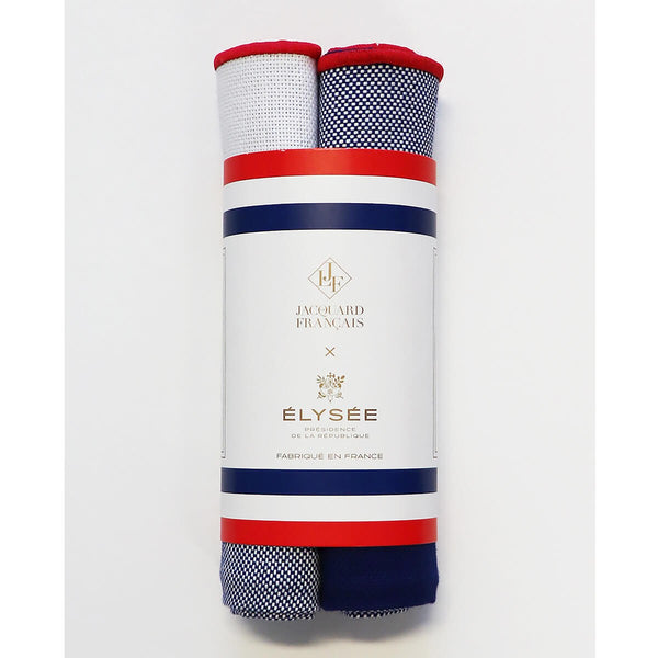 "French Napkins ""Elysium 3-Colors"""