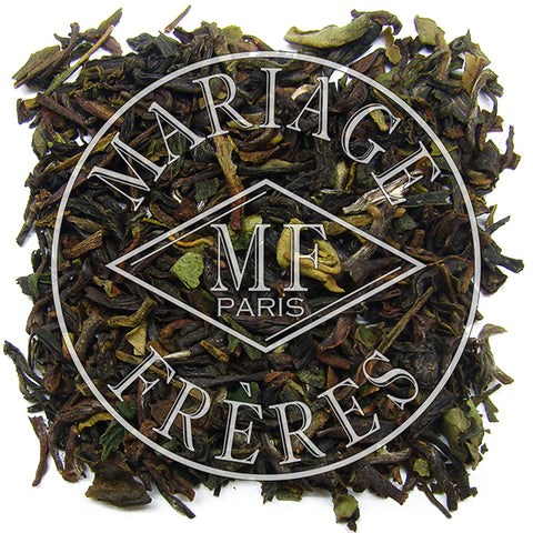 Earl Grey Imperial Organic Black Tea by Mariage Frères