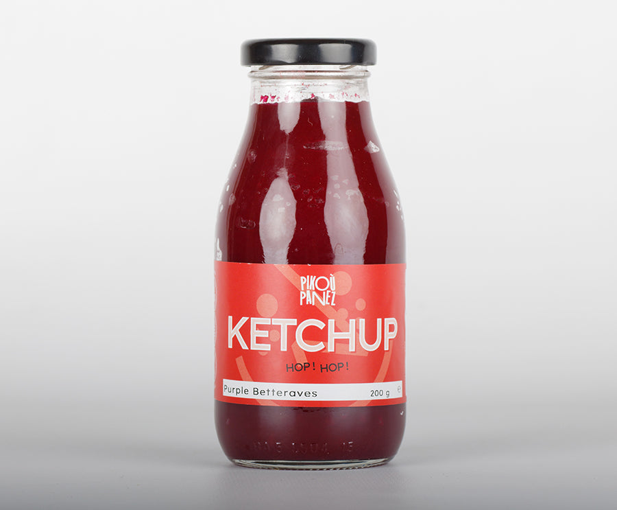 Ketchup - Purple Betteraves