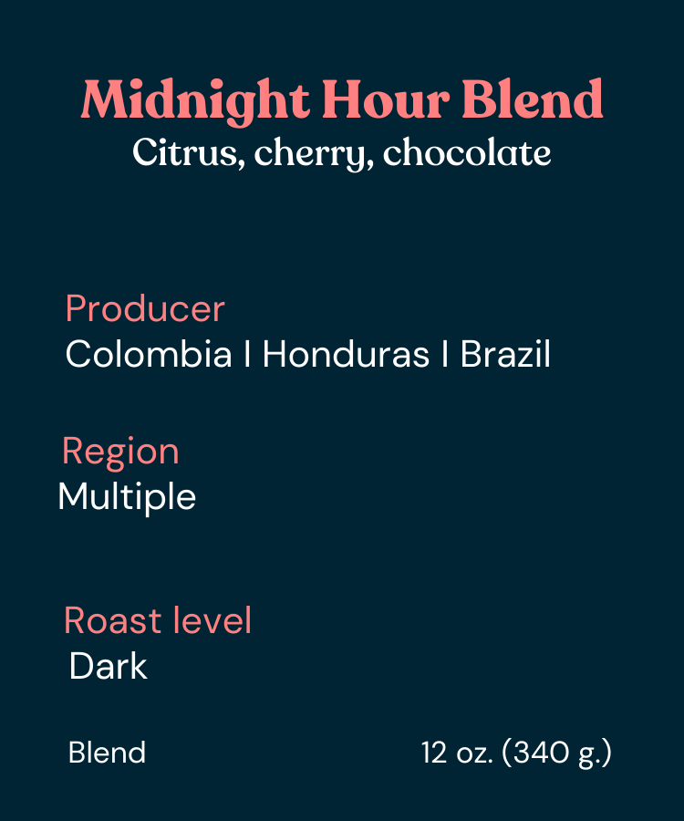 Midnight Hour Blend
