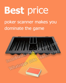 best price poker scanning camera