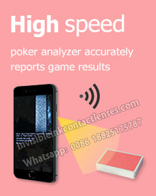 high speed cvk iphone poker analyzer