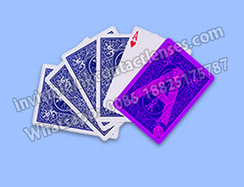 invisible ink contact lenses marked cards