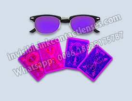 invisible ink glasses for marked cards